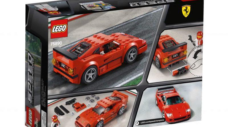 LEGO Speed Champions 75890 Ferrari F40 Competizion 2 800x445