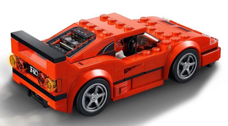 LEGO Speed Champions 75890 Ferrari F40 Competizion 3 800x445