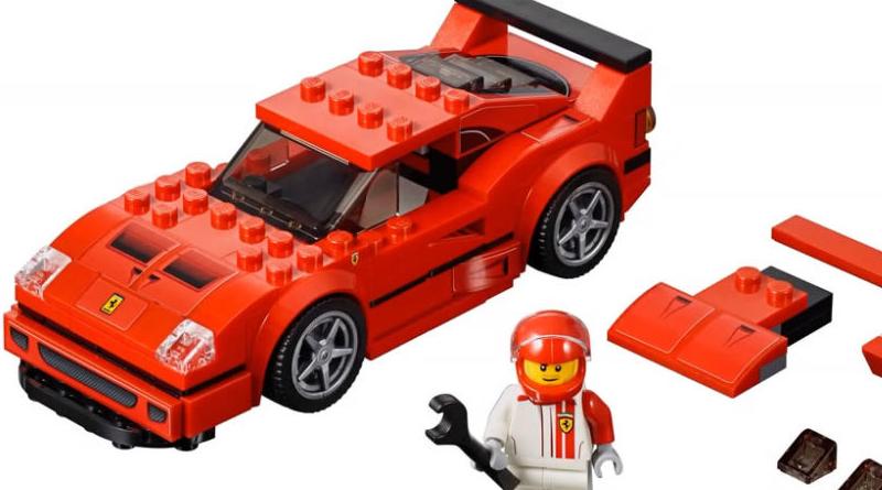 LEGO Speed Champions 75890 Ferrari F40 Competizion Featured 800 445 800x445