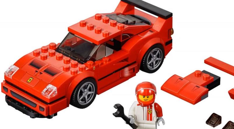 LEGO Speed Champions 75890 Ferrari F40 Competizion Featured 800 445