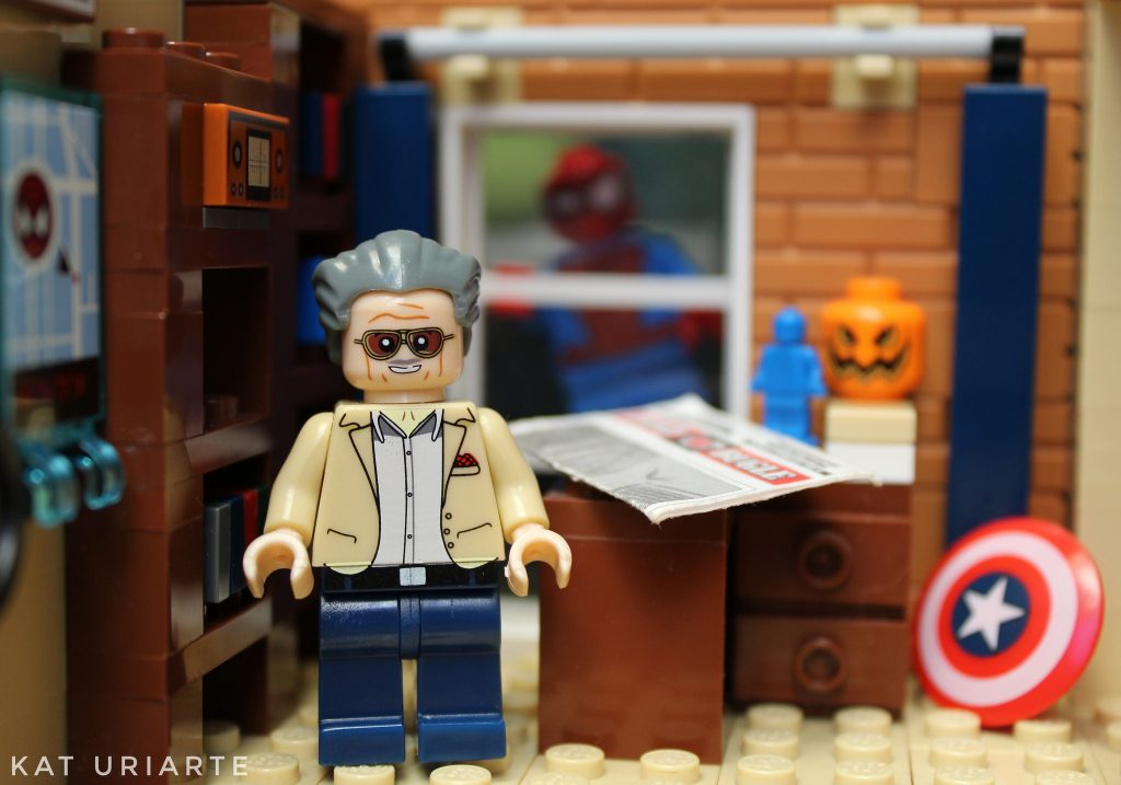 LEGO Stan The Man