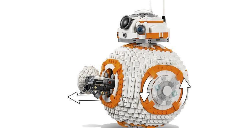 LEGO Star Wars 75187 BB 8 Featured 800 445 800x445
