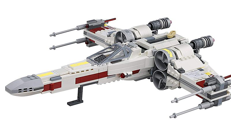 LEGO Star Wars 75218 X Wing Featured 800 445 800x445