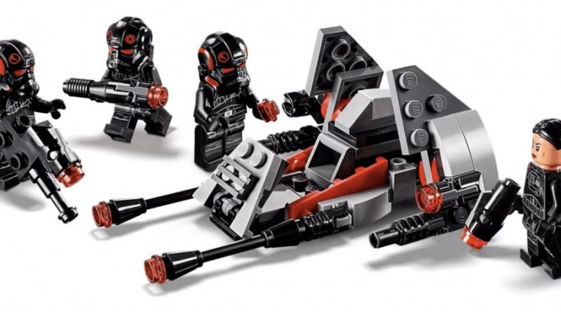 LEGO Star Wars 75226 Inferno Squad Battle Pack 800x445