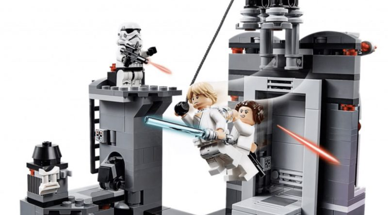 LEGO Star Wars 75229 Death Star Escape 800x445
