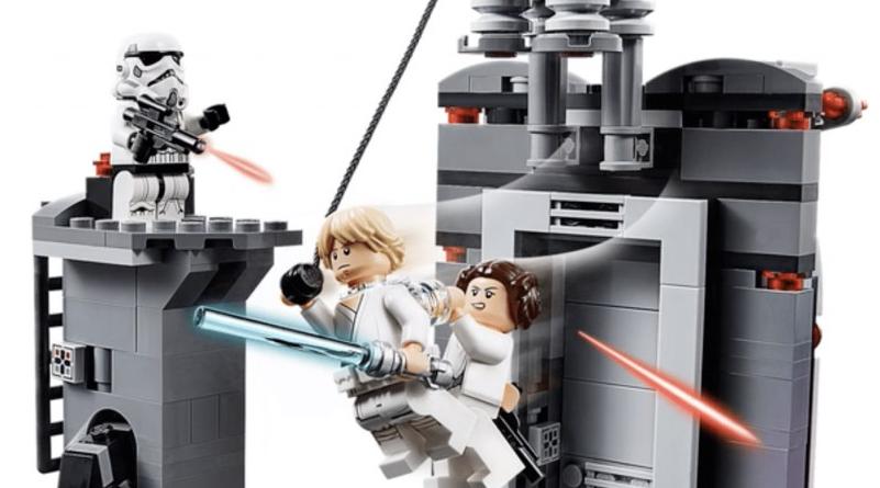 LEGO Star Wars 75229 Death Star Escape Featured 800 445