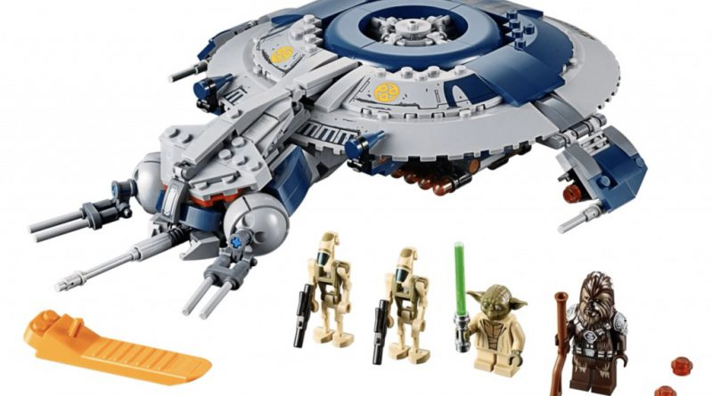 LEGO Star Wars 75233 Droid Gunship 800x445