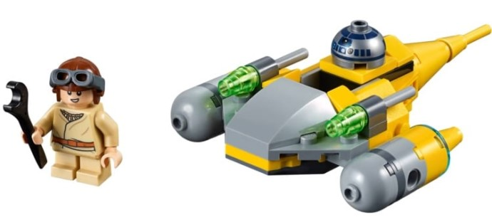 LEGO Star Wars 75233 Naboo Starfighter