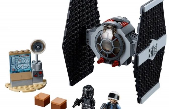 LEGO Star Wars 75237 TIE Fighter 690x445
