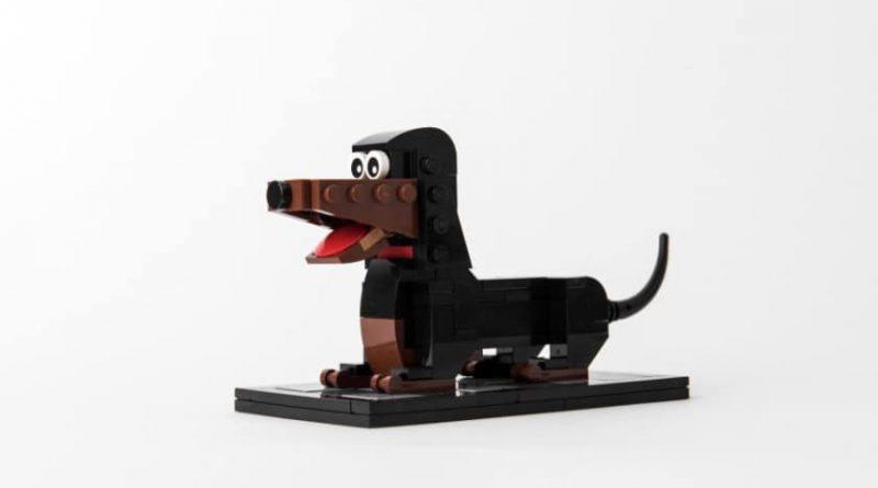 LEGO Puppy 1 Loose 800x445