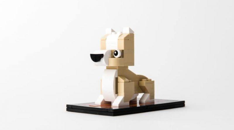 LEGO Puppy 4 Loose 800x445
