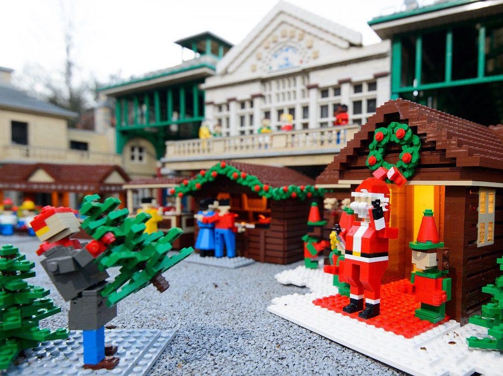 LEGOLAND Windsor Christmas Miniland 1024x765