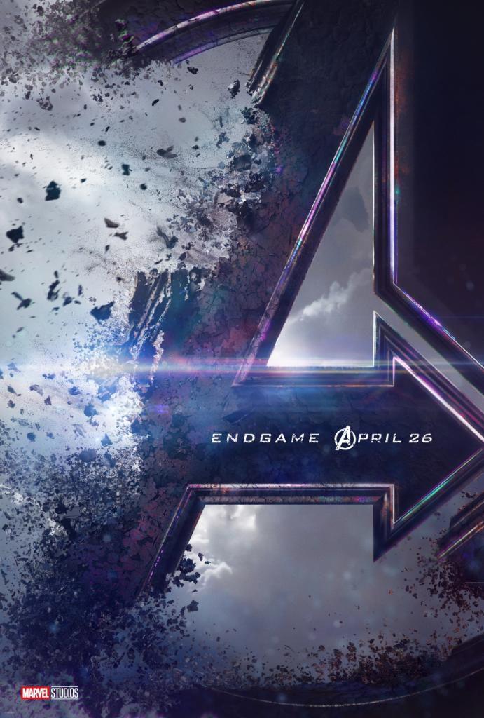 Avengers Endgame Poster 691x1024
