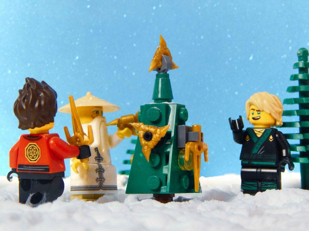 Brick Pic Ninja Christmas 1024x768