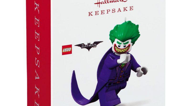 Hallmark The LEGO Batman Movie Joker Ornament 2 800x445
