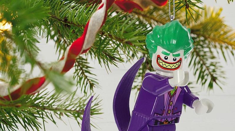 Hallmark The LEGO Batman Movie Joker Ornament Featured 800 445 799x445