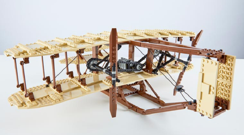LEGO 10124 Wright Flyer featured 800 445