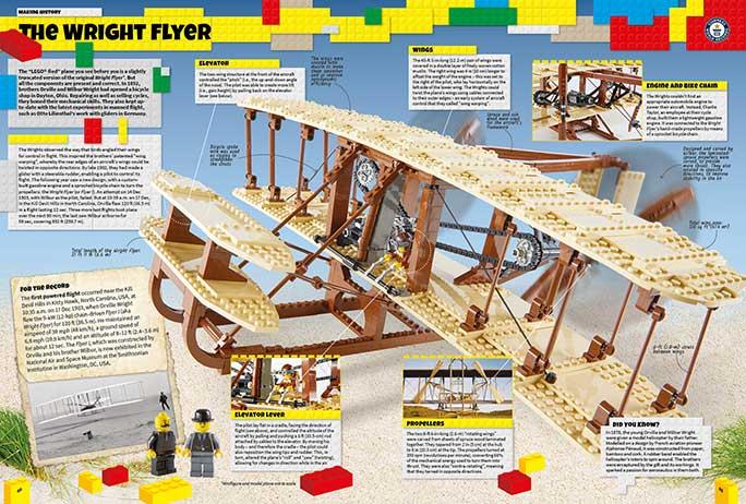 LEGO 10124 Wright Flyer