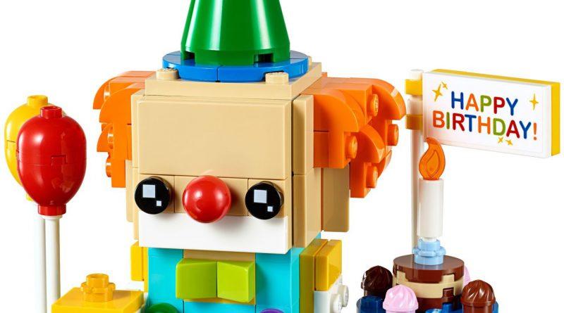 LEGO BrickHeadz 40348 Birthday Clown 800x445
