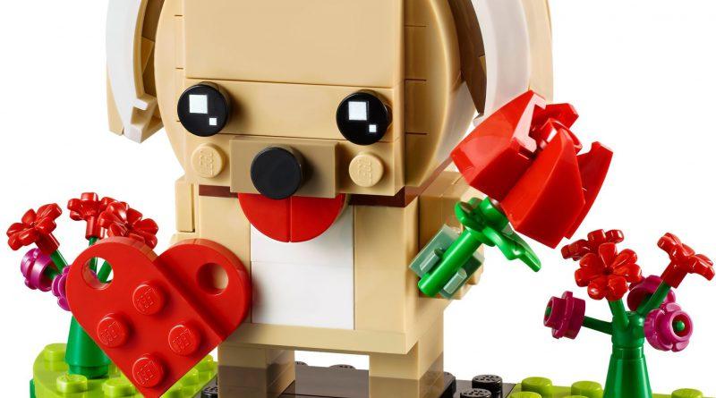 LEGO BrickHeadz 40349 Puppy 800x445