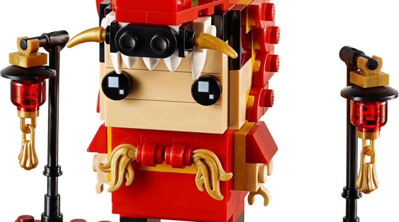 LEGO BrickHeadz 40354 Dragon Dance Guy 800x445