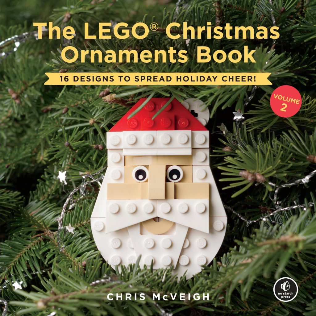 LEGO Christmas Ornaments Books Vol 2 1 1024x1024