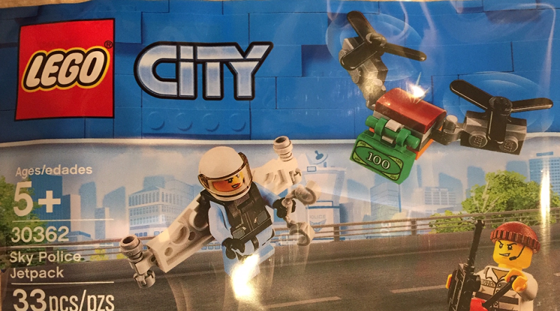 LEGO City 30362 Sky Police Jetpack Featured 800 445