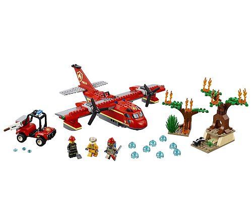 LEGO City 60217 Fire Plane 2 500x445