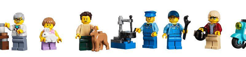 LEGO Creator Expert 10264 Corner Garage 23 800x188