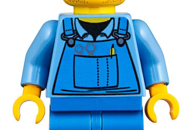 LEGO Creator Expert 10264 Corner Garage 32 657x445