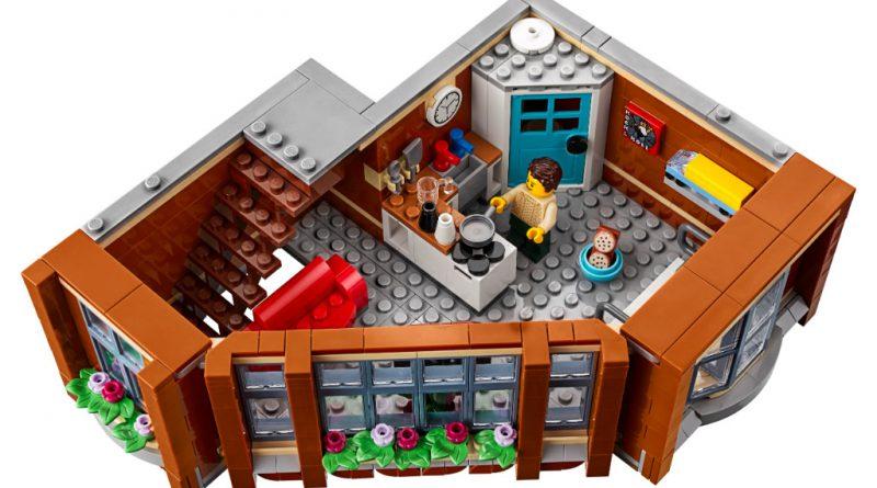 LEGO Creator Expert 10264 Corner Garage 42 800x445