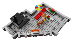 LEGO Creator Expert 10264 Corner Garage 43 300x167