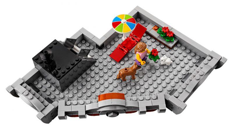 LEGO Creator Expert 10264 Corner Garage 43 800x445