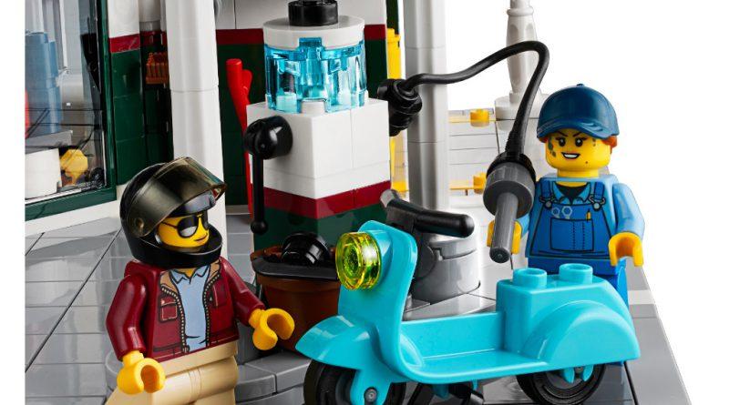 LEGO Creator Expert 10264 Corner Garage 44 800x445