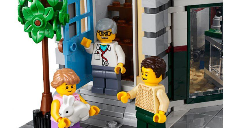 LEGO Creator Expert 10264 Corner Garage 45 800x445