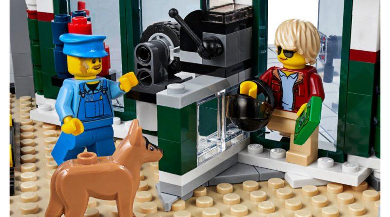 LEGO Creator Expert 10264 Corner Garage 47 800x445