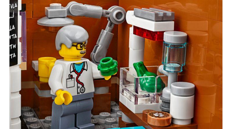 LEGO Creator Expert 10264 Corner Garage 49 800x445