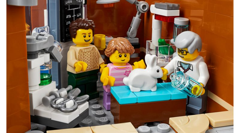 LEGO Creator Expert 10264 Corner Garage 50 800x445