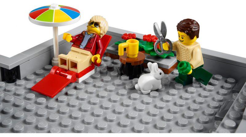 LEGO Creator Expert 10264 Corner Garage 53 800x445