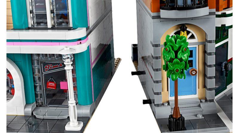 LEGO Creator Expert 10264 Corner Garage 54 800x445