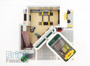 LEGO Creator Expert 10264 Corner Garage 9 1 300x220
