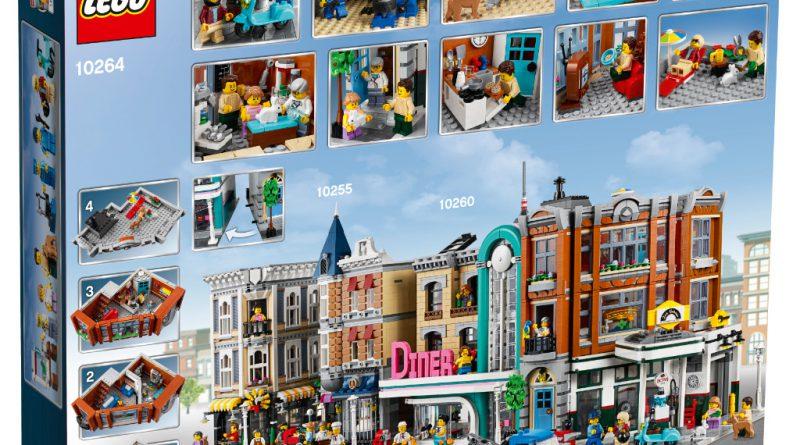 LEGO Creator Expert 10264 Corner Garage 9 800x445