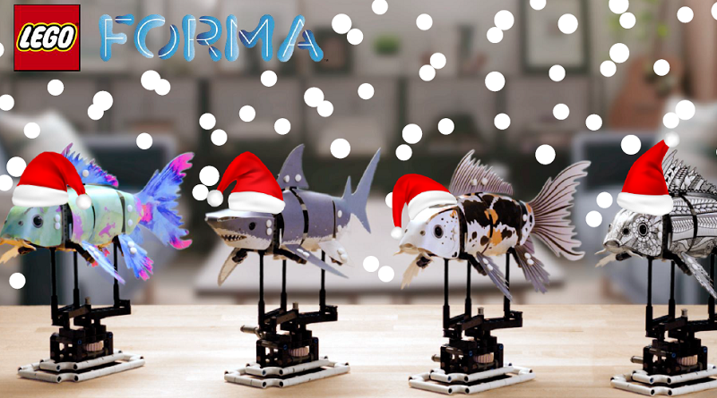 LEGO FORMA Christmas Featured 800 445
