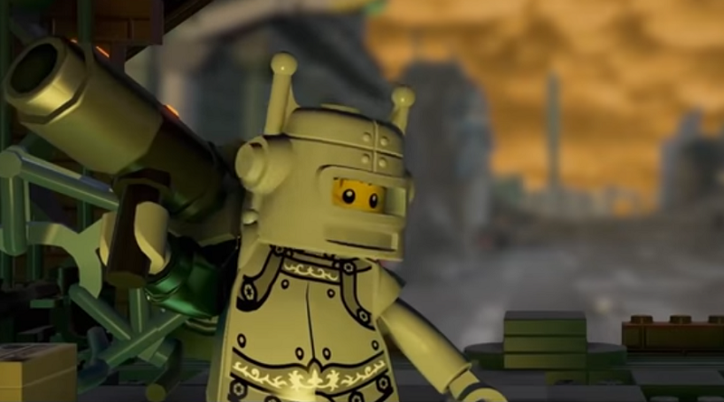 Fallout gets a LEGO mash-up fan trailer