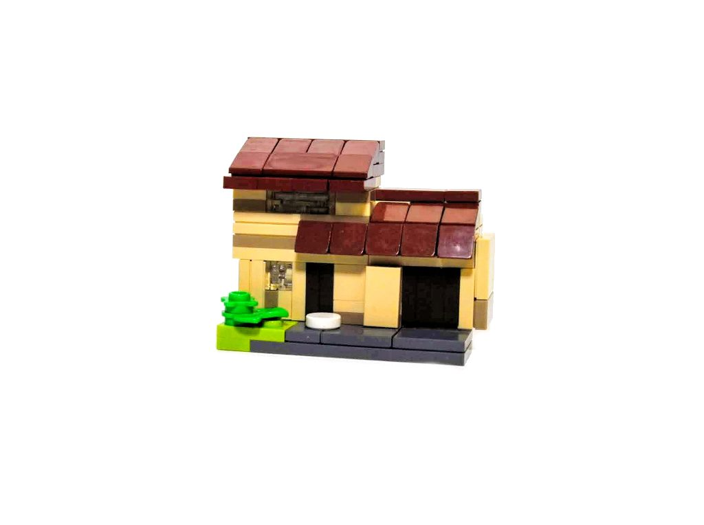 LEGO Harry Potter Privet Drive 1024x764