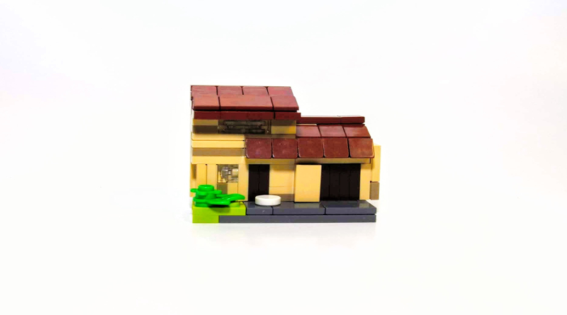 LEGO Harry Potter Privet Drive featured 800 445