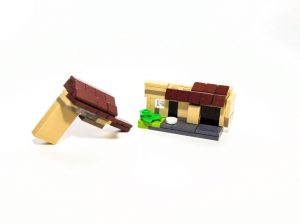 LEGO Harry Potter Privet Drive Instructions 8 300x224