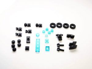 LEGO Ideas TRON Micro Lightcycles Instructions 1 300x224