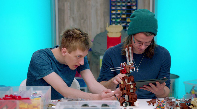 LEGO MASTERS Series 2 Episode 5 Featured 1 800 445 1