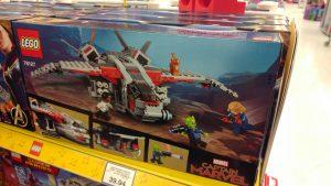 LEGO Marvel 76127 Captain Marvel 76127 Captain Marvel And The Skrull Attack 3 300x169